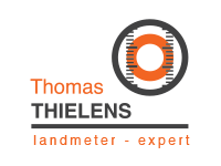 Landmeter-expert Thomas Thielens