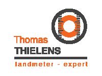 Landmeter-expert Thomas Thielens